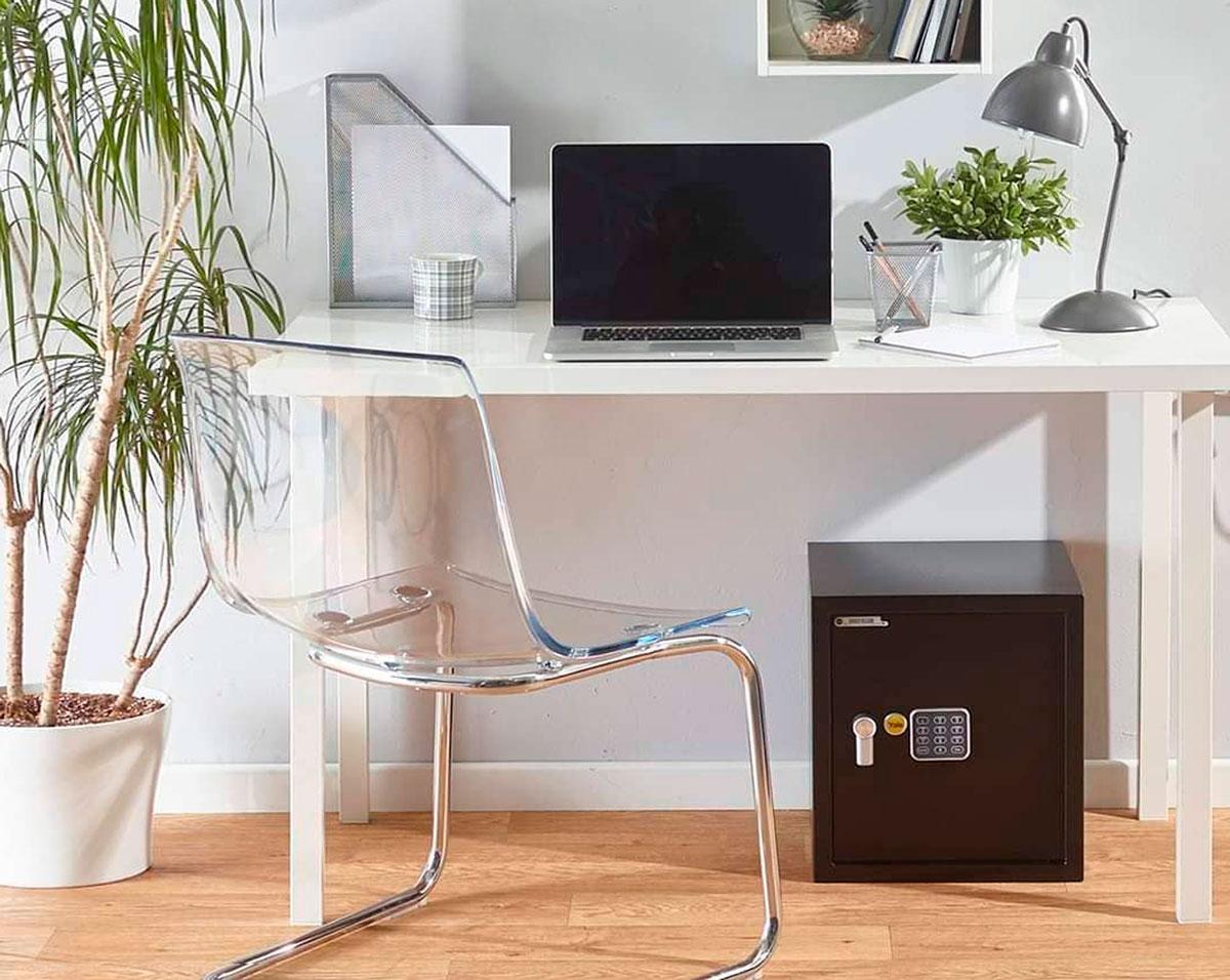 home office e cofre digital